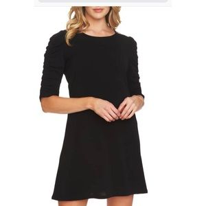 Cece puff sleeve dress!